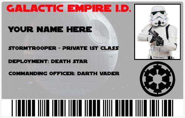 Stormtrooper ID