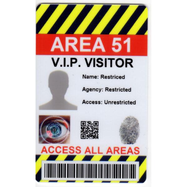 Area 51 card