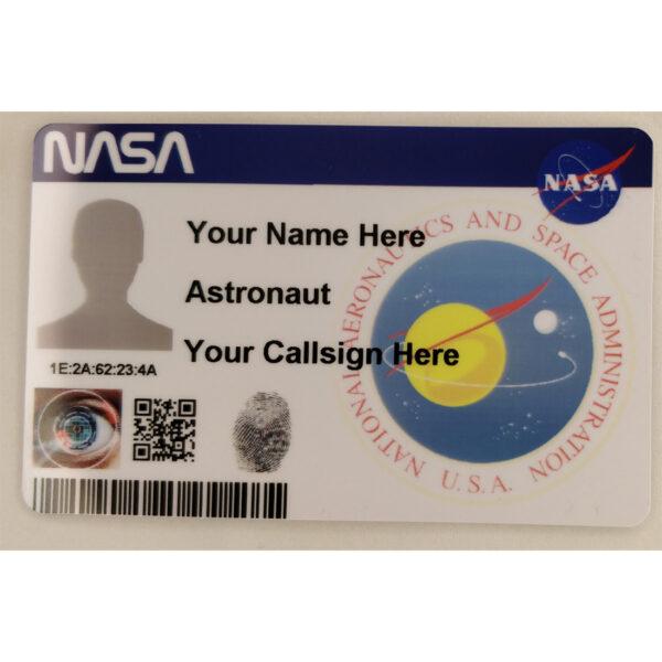 NASA Astronaut ID