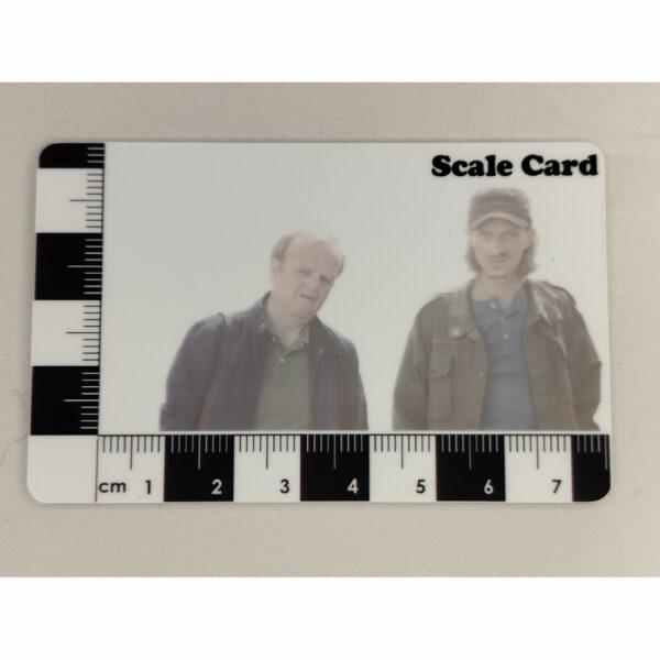 Finds Scale Card